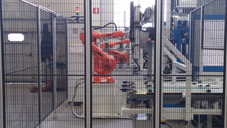 EI0-AUTOMATIC SECTOR ELBOW WELDING